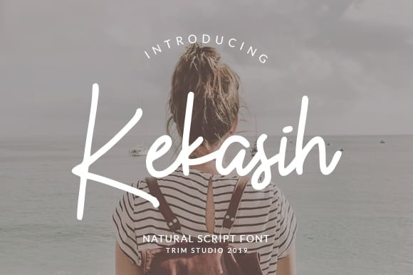 Download Kekasih font (typeface)