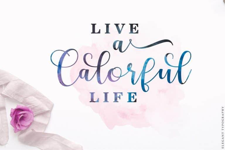 Download Cerilleta font (typeface)