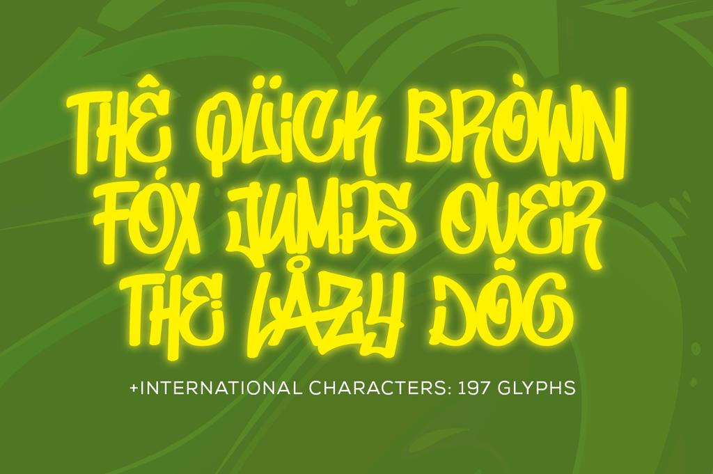 Download Don Graffiti font (typeface)