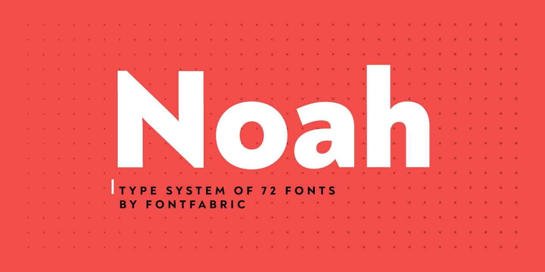 Download Noah font (typeface)