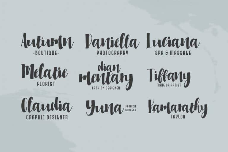 Download Millicious font (typeface)