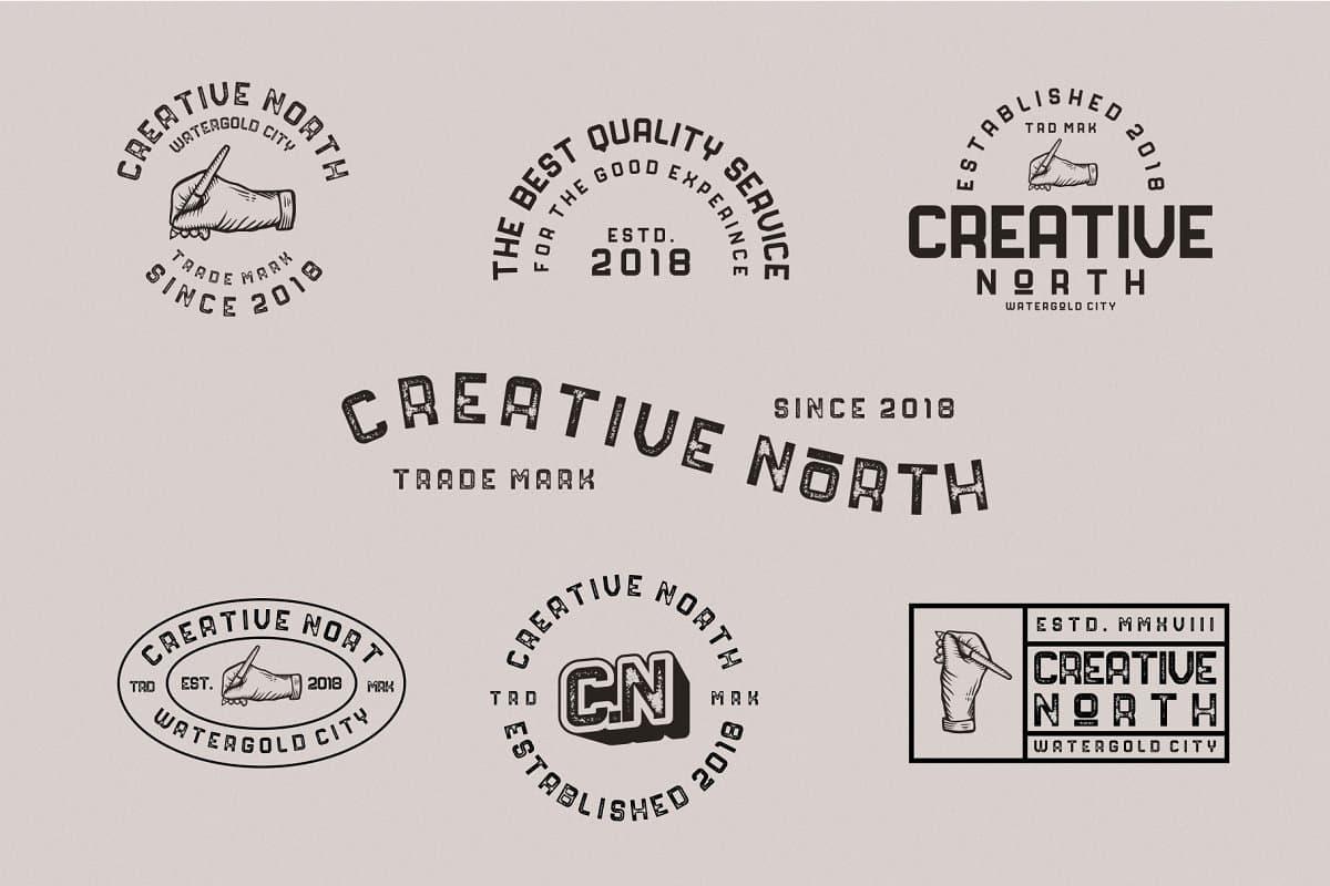Download Northden font (typeface)