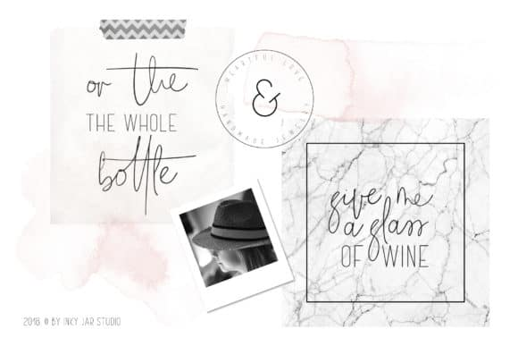Download The Girl font (typeface)