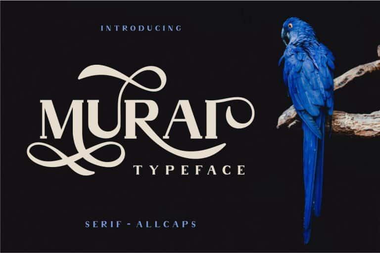 Download Murai font (typeface)
