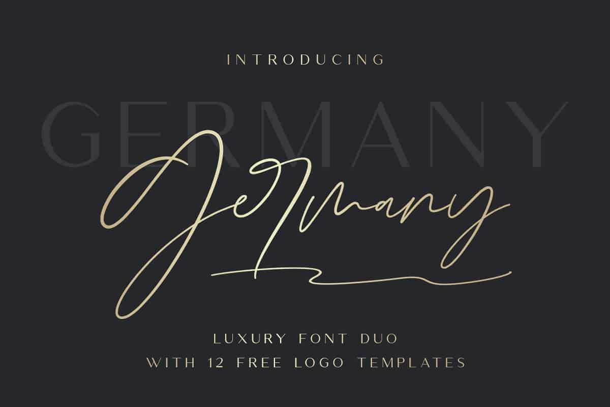 Download Germany font (typeface)
