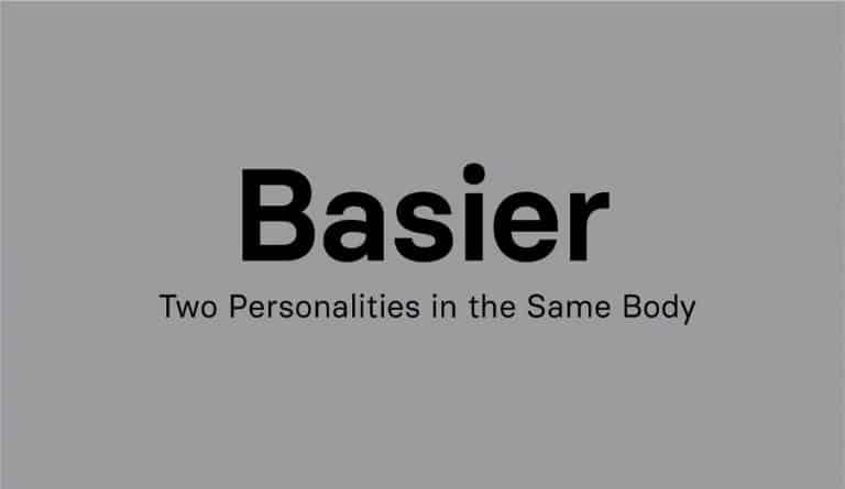 Download Basier font (typeface)