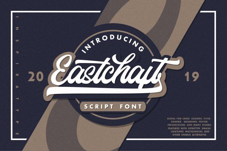 Download Eastchaft font (typeface)