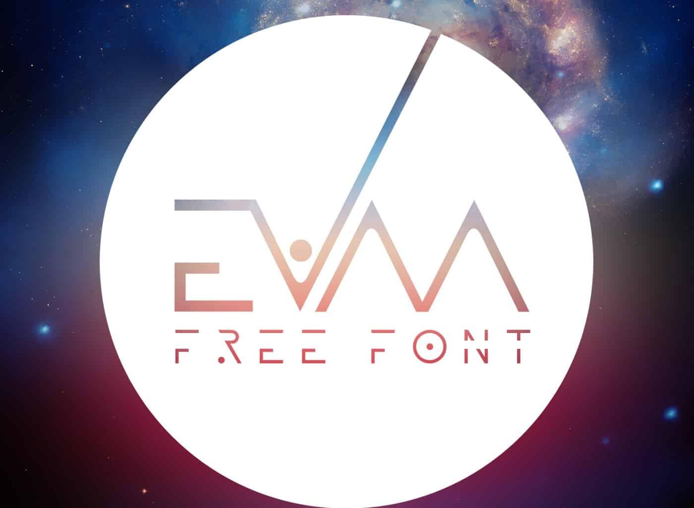 Download Evaa font (typeface)