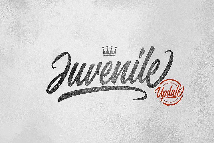 Download Juvenile font (typeface)