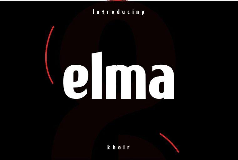 Download Elma font (typeface)