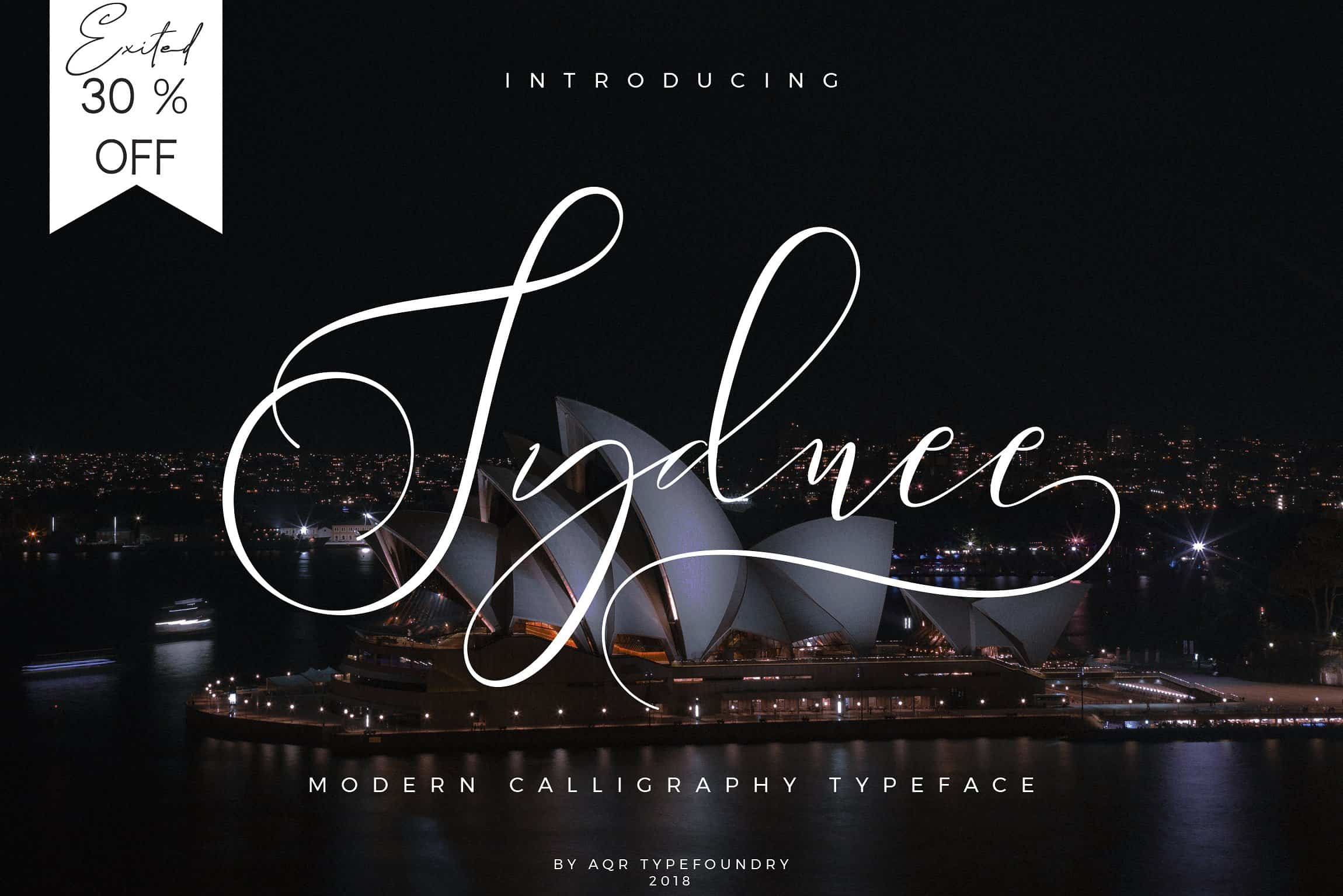 Download Sydnee font (typeface)