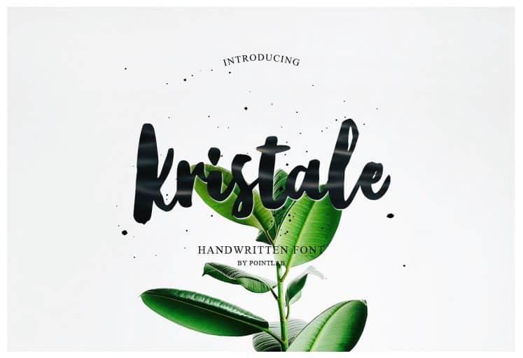 Download Kristale font (typeface)