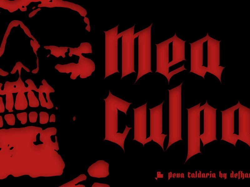 Download Pena Caldaria font (typeface)
