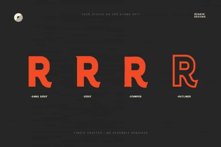 Download Barlet font (typeface)
