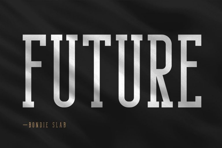 Download Bondie font (typeface)