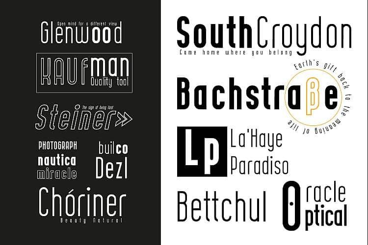 Download CURVE Calibration font (typeface)
