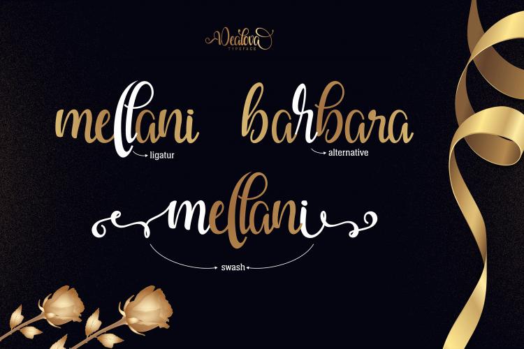 Download Dealova font (typeface)