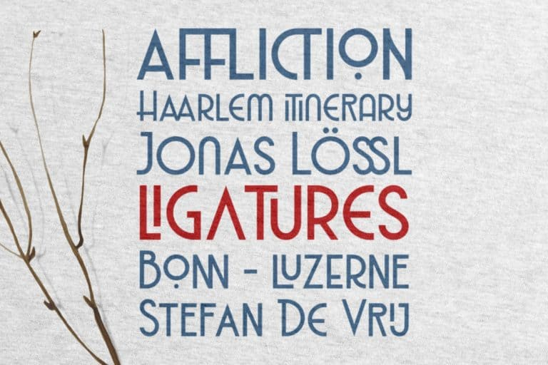 Download Haarlem Deco font (typeface)