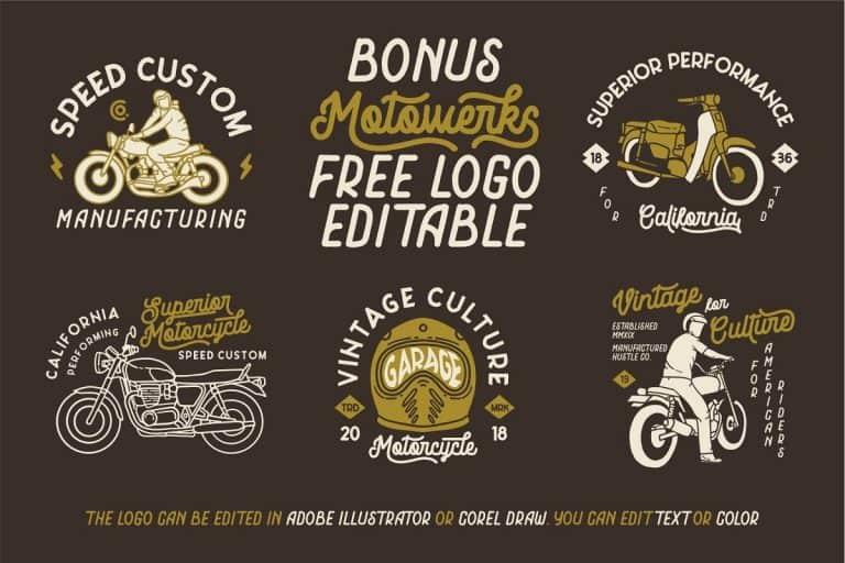Download Motowerks font (typeface)