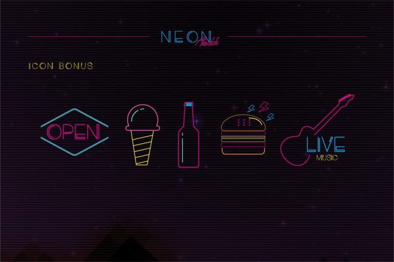 Download Neon Absolute font (typeface)