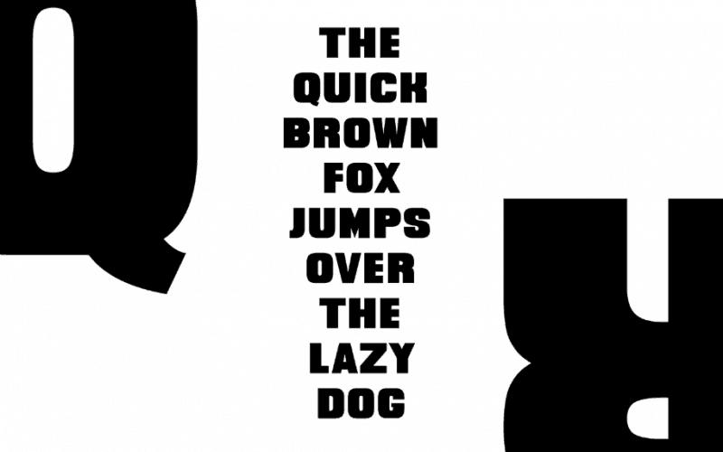 Download Quittance font (typeface)