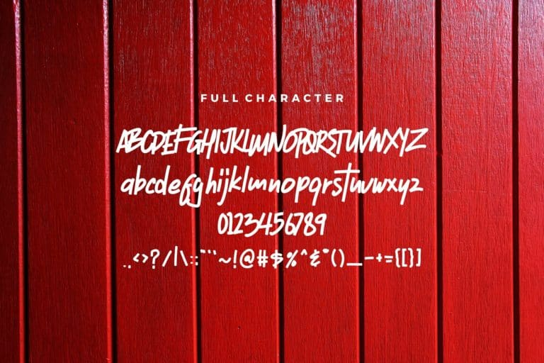 Download Ristica font (typeface)