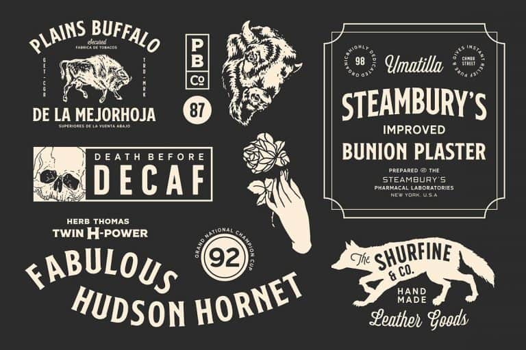 Download S&S Nickson font (typeface)