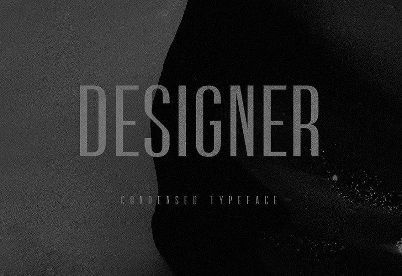 Download Designer font (typeface)