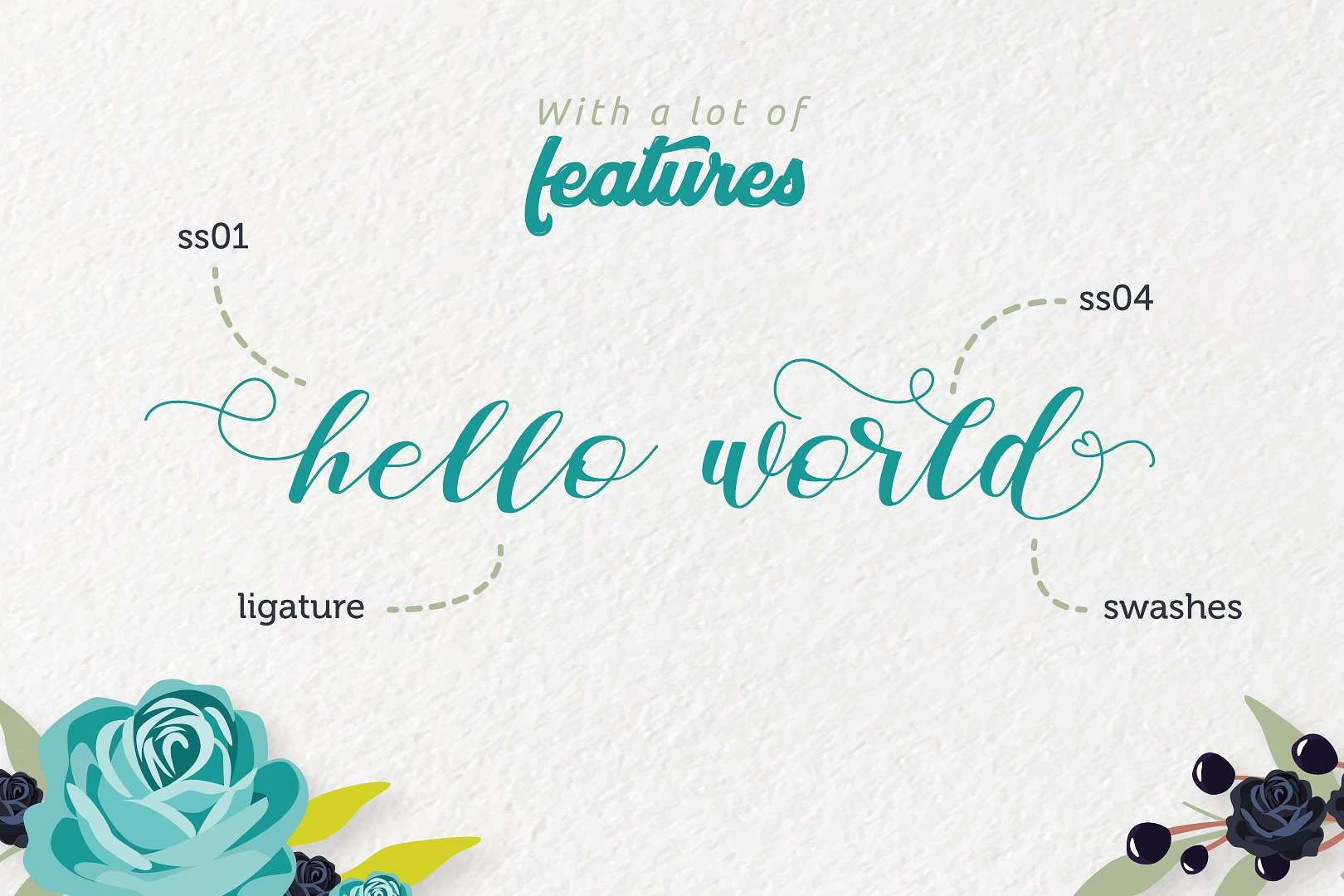Download Zelifa font (typeface)