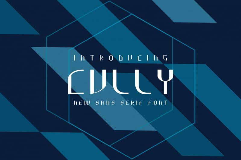 Download Cully font (typeface)