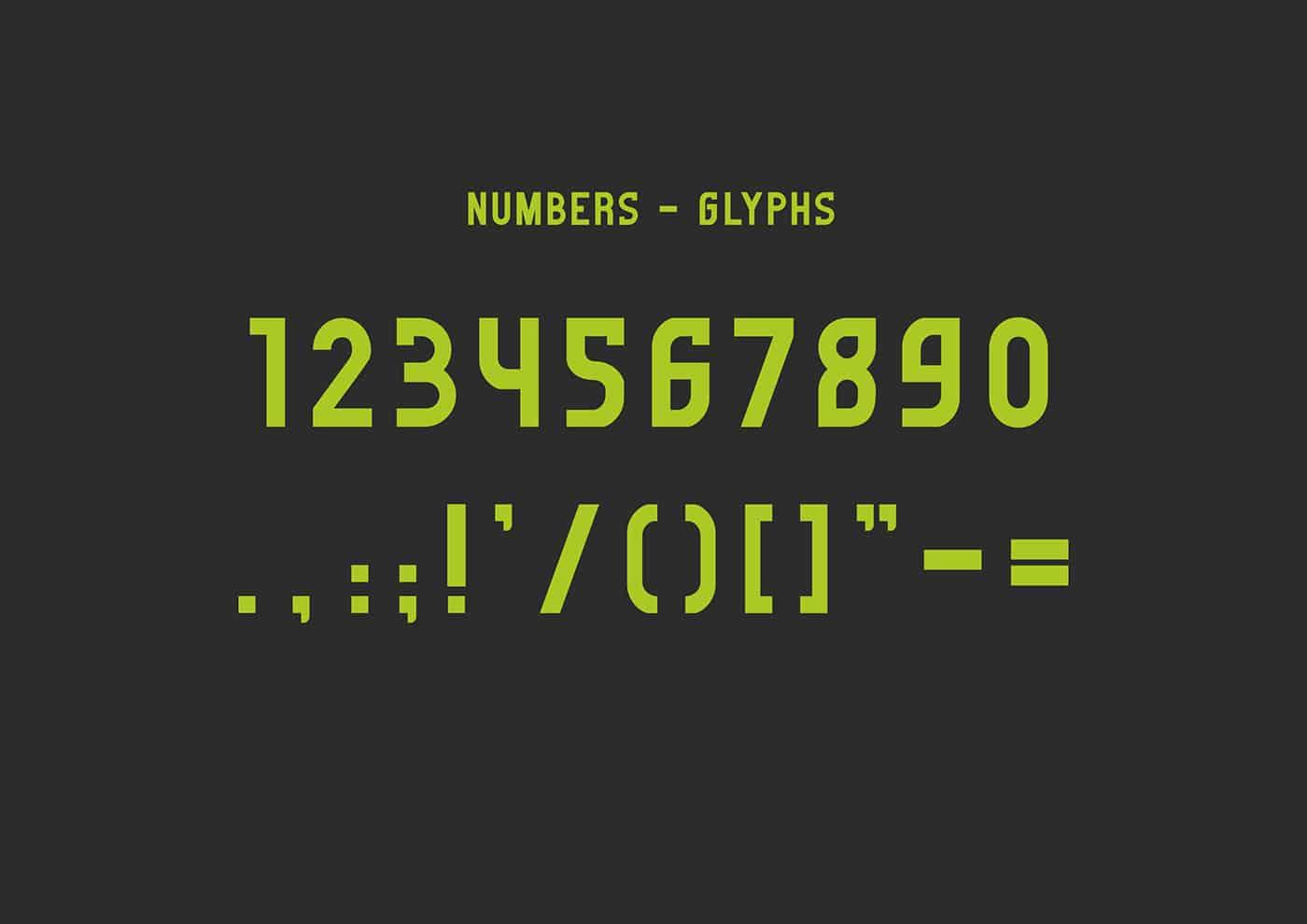 Download Gorem font (typeface)