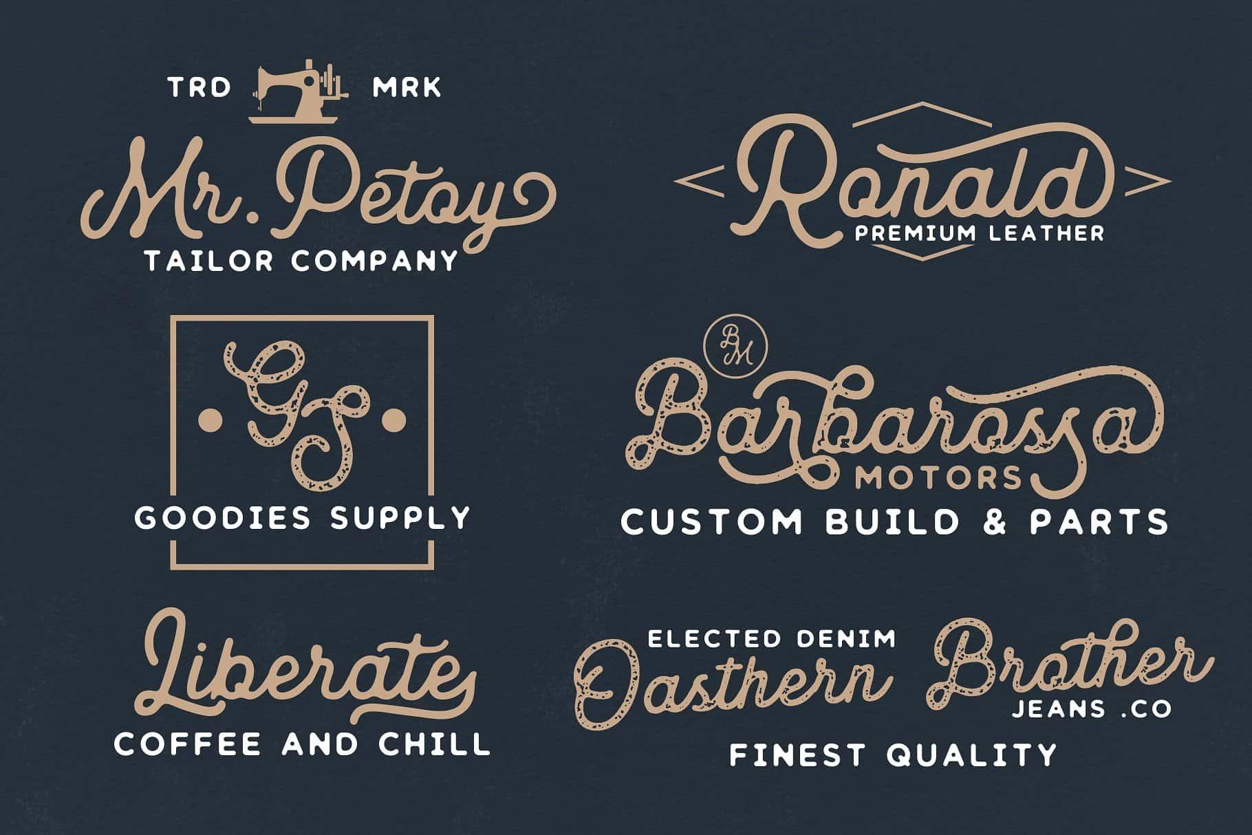 Download Royaland font (typeface)