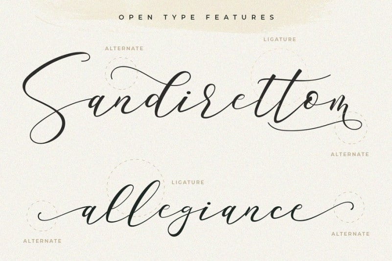 Download Sarodime font (typeface)