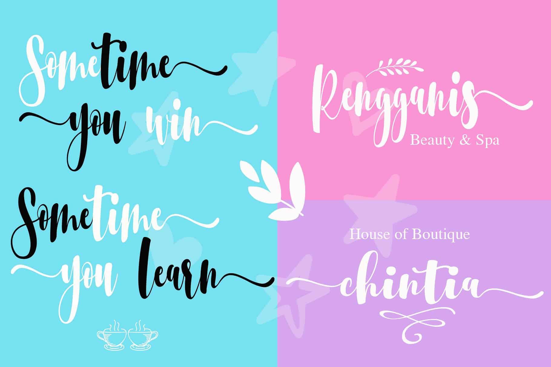 Download Srikonitta font (typeface)