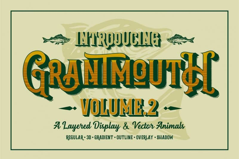 Download Grantmouth font (typeface)
