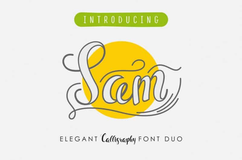 Download Sam font (typeface)