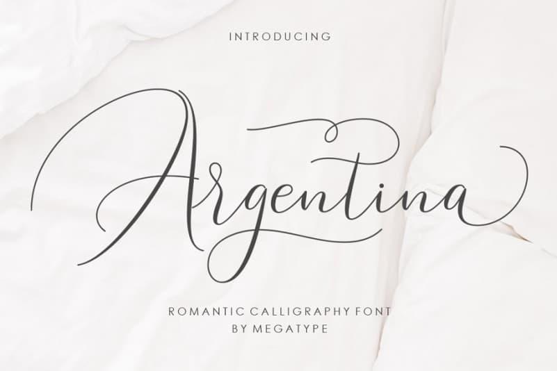 Download Argentina font (typeface)