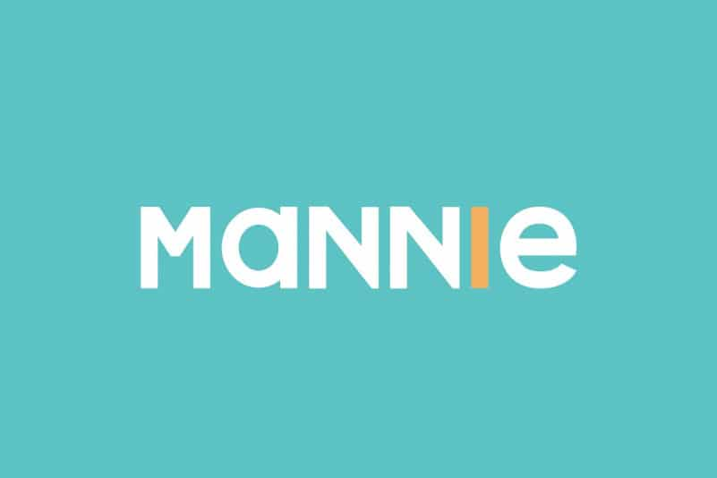 Download Mannie font (typeface)