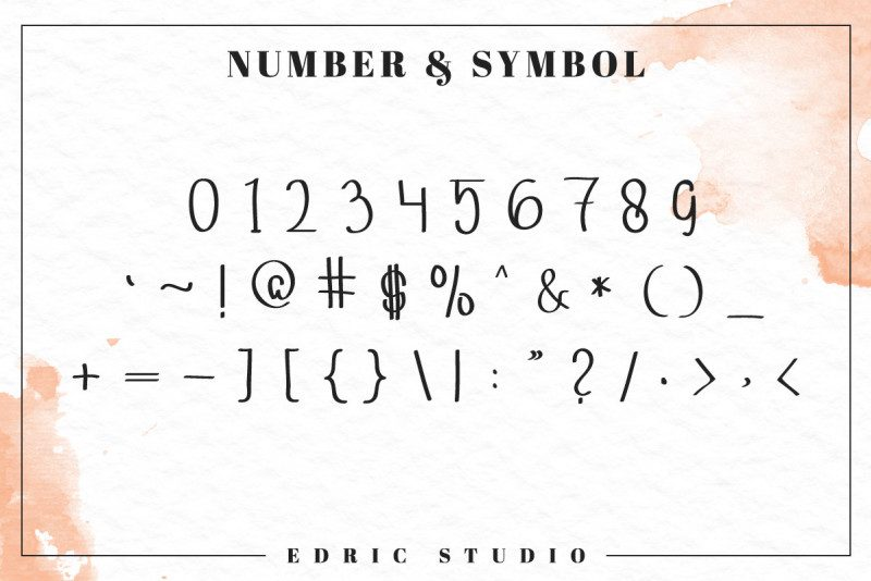 Download Mery Qolby font (typeface)
