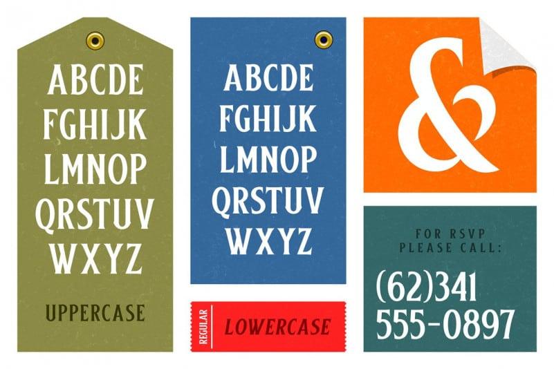Download Baisteach font (typeface)
