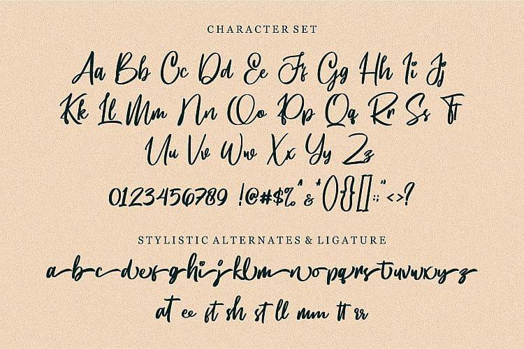 Download Bestvibes font (typeface)