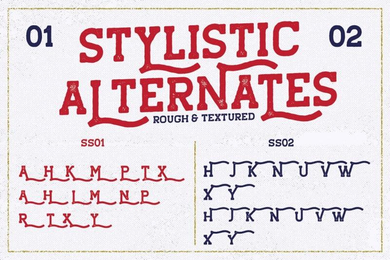 Download Hansel font (typeface)