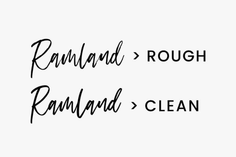Download Ramland font (typeface)
