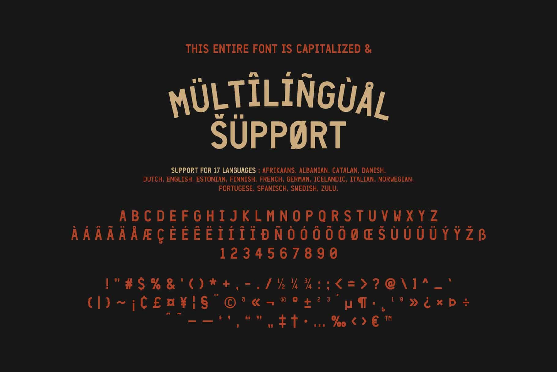 Download Neozoic font (typeface)
