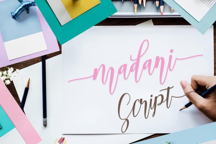 Download Madani font (typeface)