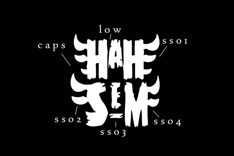 Download Hah Sem font (typeface)