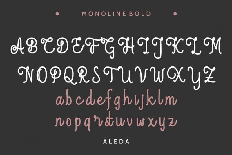 Download Aleda font (typeface)