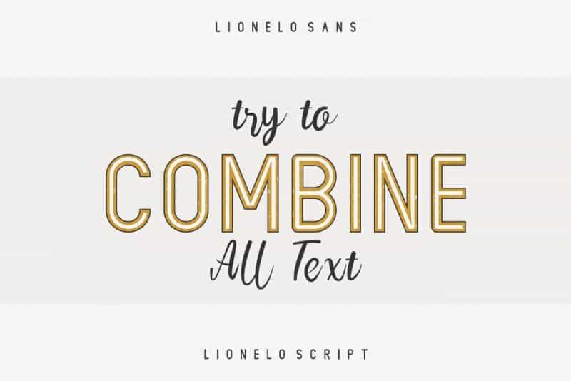 Download Lionello font (typeface)