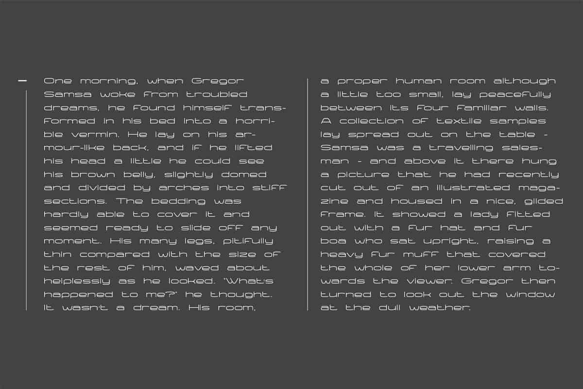 Download Wider font (typeface)