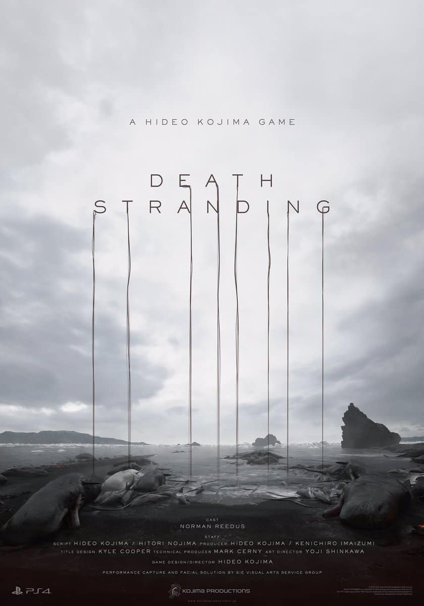 Download death stranding font (typeface)